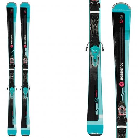 Female Tourism Ski