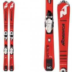Advanced junior skiing